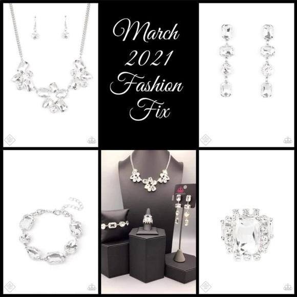 Paparazzi March Fashion Fix Set